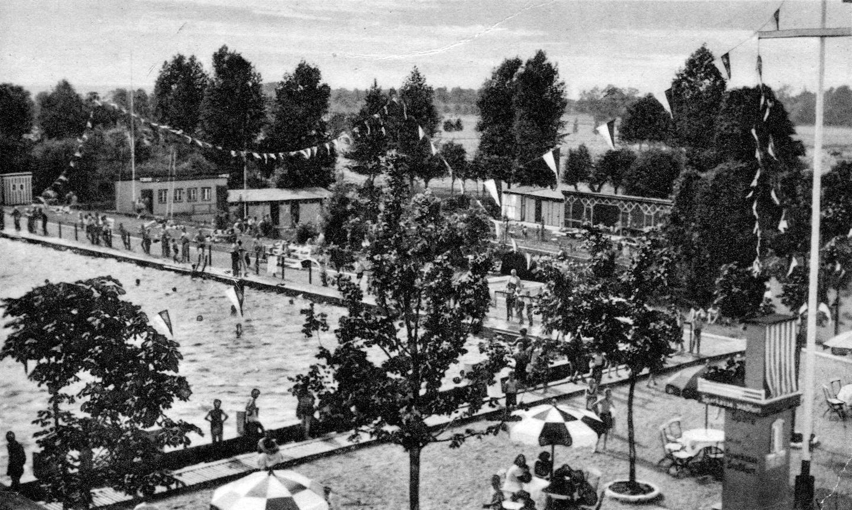 Staßfurt Schwimmbad staßfurt schwimmbad in den 1930er jahren